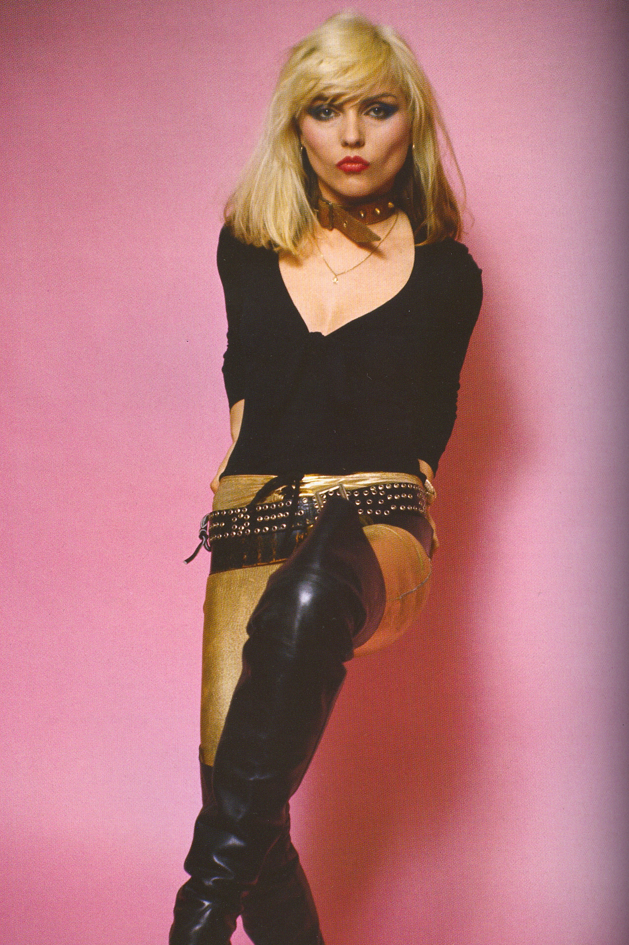 Style Icon #2: Debbie Harry | Absolutely Dyer